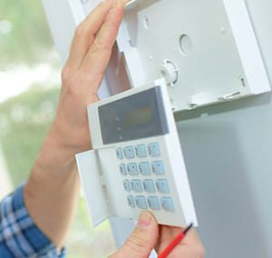 Burglar Alarm Maintenance & Repair