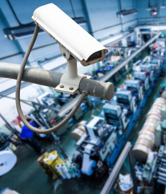 History of CCTV Security Systems