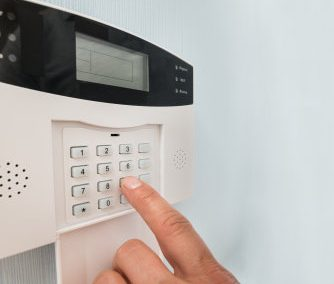 Do alarm systems have an override code?