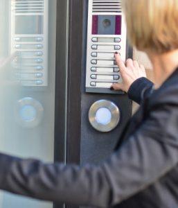Door Intercom System Security Company
