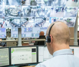 What are the benefits of monitoring alarm and CCTV systems?