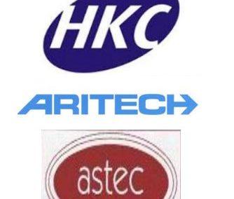 Repairs to HKC, Aritec, Astec Alarm Systems