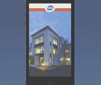 Take total control of your intruder alarm with the HKC App