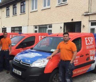 Burglar alarm systems installation and repairs Dublin