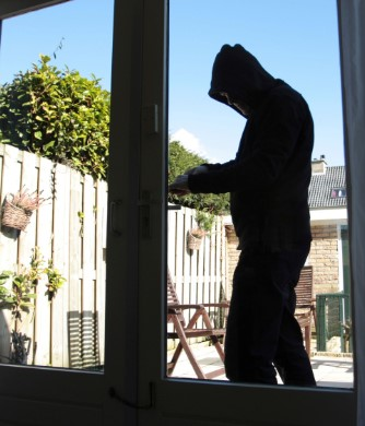 Coping with a Burglary