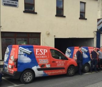 ESP Security Commercial Security Systems