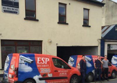 ESP Security providing Burglar Alarm Services & Repairs for 25 Years