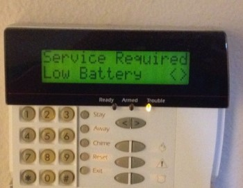 Servicing and Repairing Burglar Alarms and Security Systems