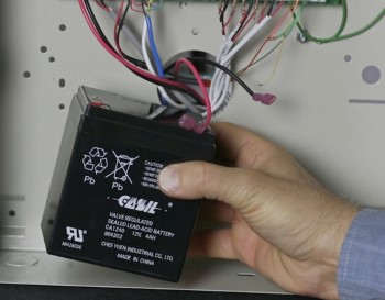 Recycling A Burglar Alarm Battery