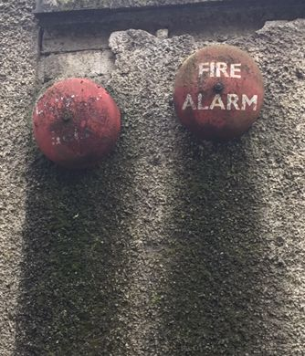 What Does A Rusty Alarm Bell Box Say About You?
