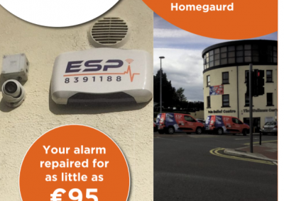 Tamper Free Bell Boxes from ESP Security