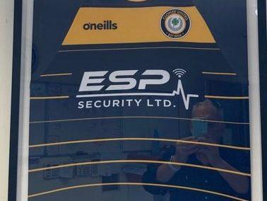 ESP Security proud to sponsor Clonee United Girls 18s Soccer Team